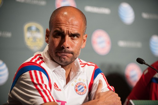 FOOTBALL : Conference de Presse - Bayern Munich - 04/08/2014